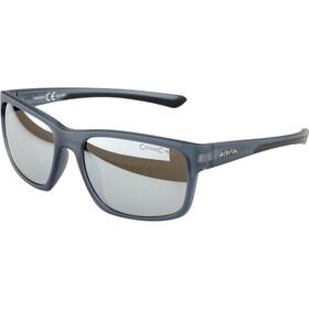 Alpina Lino I Glasses, grey transparent matt/black mirror